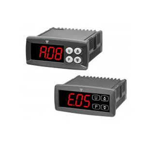 frequency indicator / digital / panel-mount / with alarm
