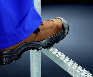 galvanized steel ladder / single