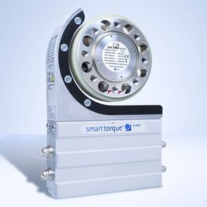 rotary torque transducer / with flange / with digital output / high-accuracy