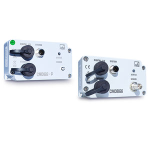 charge amplifier / digital / electronic