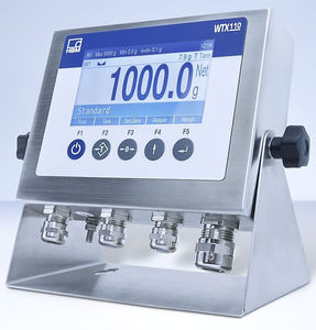 digital weighing terminal