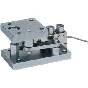 stainless steel weigh module / for tanks / industrial