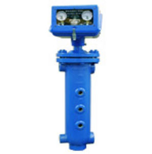 displacer level transmitter / for liquids