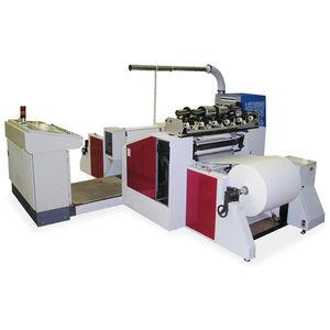 paper hot foil stamping machine