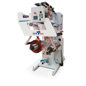 coiler with inspection system