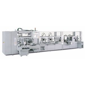 top-loading cartoner / for the medical industry / for the pharmaceutical industry / automatic