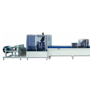 automatic packaging machine / blister / with sealing bar