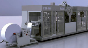 multi-product packaging line