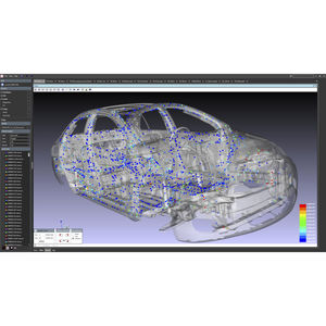 FEA mechanical fatigue analysis software suite