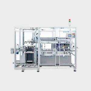 horizontal case packer / automatic / carton