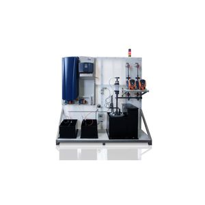 disinfection unit for the food industry