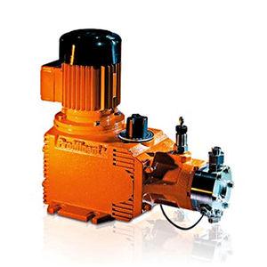 membrane hydraulic pump
