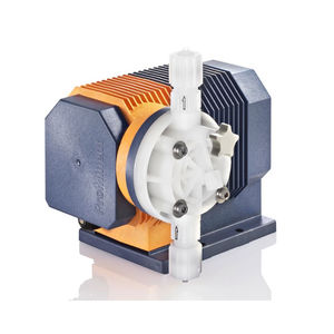 pump with electric motor