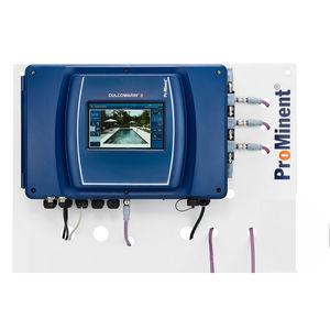 multi-parameter water analysis controller