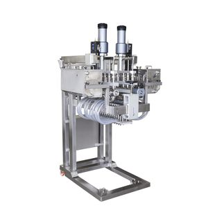 dosing dispenser for the food industry / volumetric / for high-viscosity products / oil