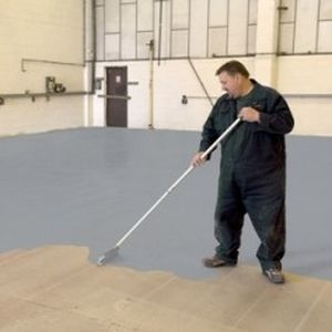 anti-slip paint / liquid / epoxy / for floor coverings