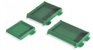 PCB support / modular / DIN rail-mounted