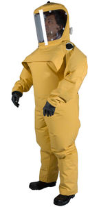work coveralls / chemical protection / anti-static / fire-retardant