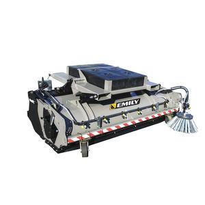 sweeper bucket / for backhoe loaders