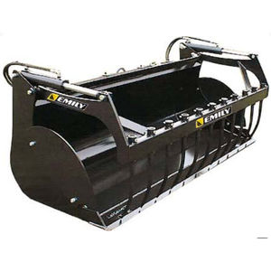 grapple bucket / for telehandlers