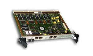 unmanaged Ethernet switch card