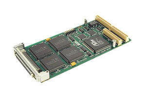 digital I/O card / SCSI / RS-232 / CompactPCI