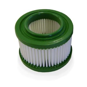 air filter cartridge / fine / polyester / disposable