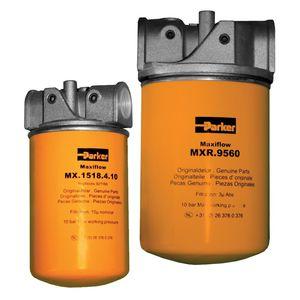 hydraulic filter / basket / in-line / low pressure