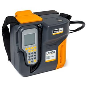 particle counter / digital / laser / portable