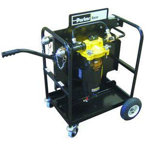 coalescing filtration unit
