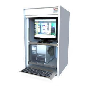 control data cabinet