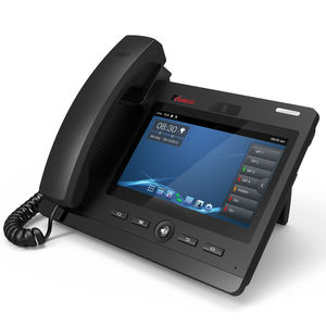 telephone with video camera / VoIP / IP / PoE