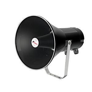 bracket-mounted loudspeaker