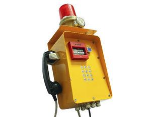 SIP telephone / analog / VoIP / IP66