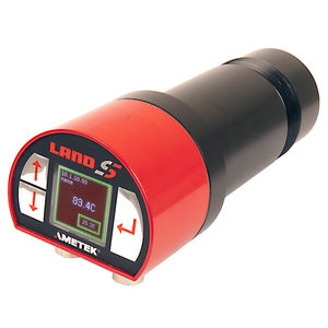 digital pyrometer / fixed / high-precision / single-person