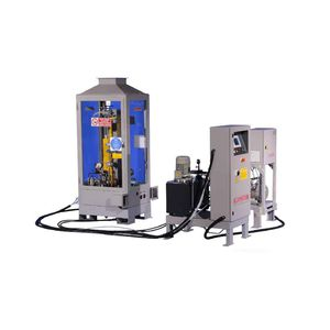 mixing and metering unit for the plastics industry / configurable / automatic / digital