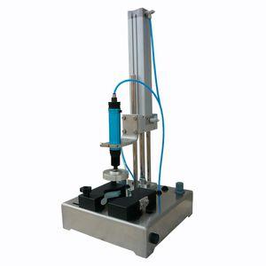 screw capping machine / pneumatic / manual / semi-automatic