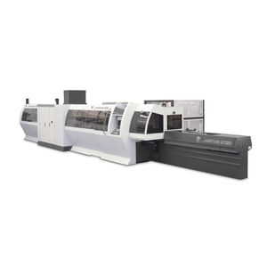 CO2 laser cutting machine / for steel / for stainless steel / for aluminum
