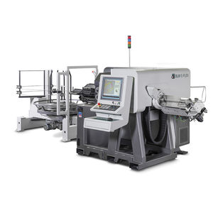 all-electric bending machine / for wires / CNC / automatic