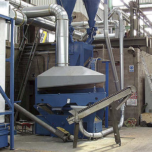 air separator / metal / waste / cable