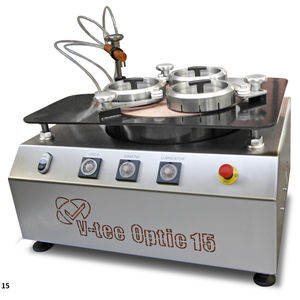 steel polishing machine