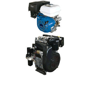 diesel engine / single-cylinder / direct injection / compact