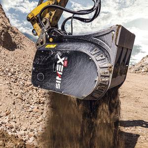 Excavator bucket - All industrial manufacturers - Videos