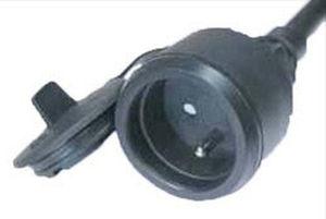 IP44 electrical socket