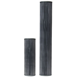 fuel filter cartridge / fine / high-efficiency / for general purposes