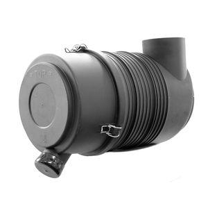 cartridge filter housing / for air / plastic