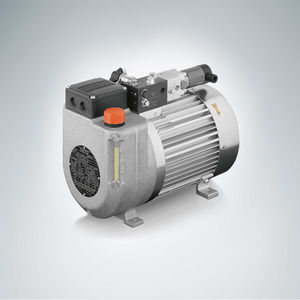 electrically-powered hydraulic power pack / construction / for machine tools / for welding robots