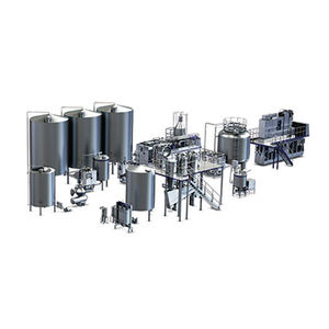 extraction unit for the food industry