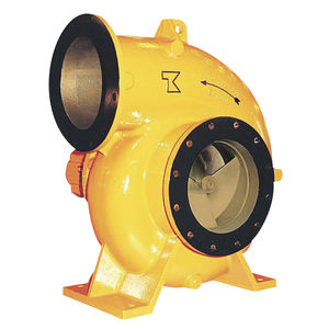 mixed-flow pump / water / for chemicals / centrifugal with volute