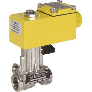 fire protection solenoid valve